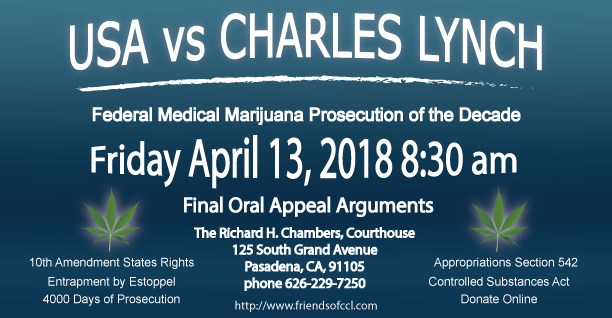 usa vs lynch final oral arguments