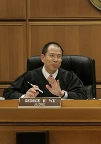 Judge George Wu